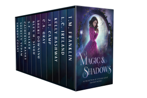 Magic and Shadows 3D boxset image